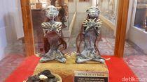 Hiii... Jenglot Hingga Jelangkung Dipamerkan di Museum Ganesya
