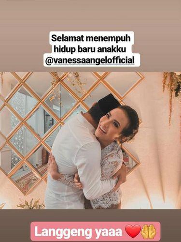 Dear Vanessa Angel... Kenapa Tak Beri Tahu Keluarga soal Pernikahan?