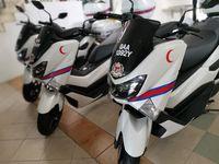 Setelah Brebes, Nmax di Malaysia Jadi Ambulans Motor