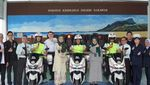 Yamaha Nmax Jadi Ambulans Motor