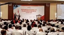 Buka Munas Ke-21, Maruf Minta PMI Perkuat Pendanaan-Relawan
