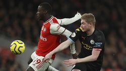 9 Fakta Usai Arsenal Vs Manchester City
