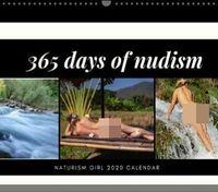Influencer bikin kalender 2020 dengan foto tanpa busana
