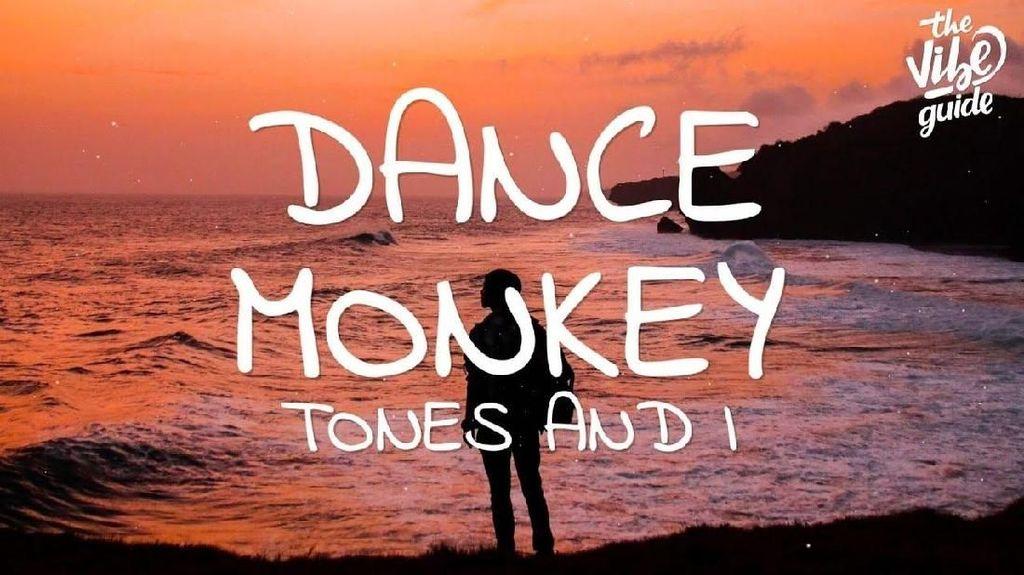 Lirik dan Chord Lagu Dance Monkey Tone and I