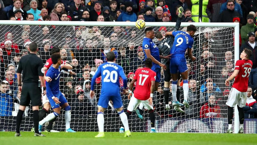 Maguire Sebut Gol Everton Tidak Sah