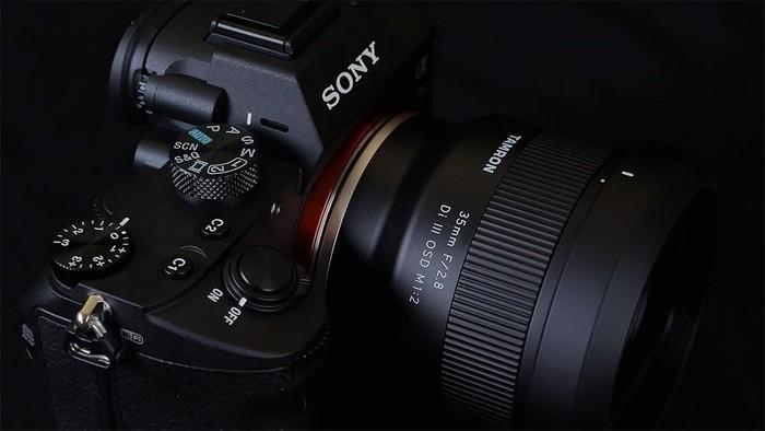 Lensa Tamron 35mm f/2.8