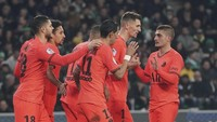 Paris Saint-Germain Gilas Saint-Etienne 4-0