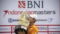 Pegolf Thailand Juara BNI Indonesian Masters 2019