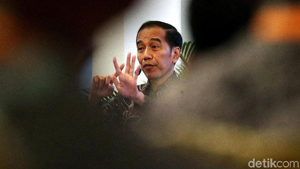 Jokowi: Pindah Ibu Kota Bukan Hanya Pindah Kantor tapi Budaya Kerja