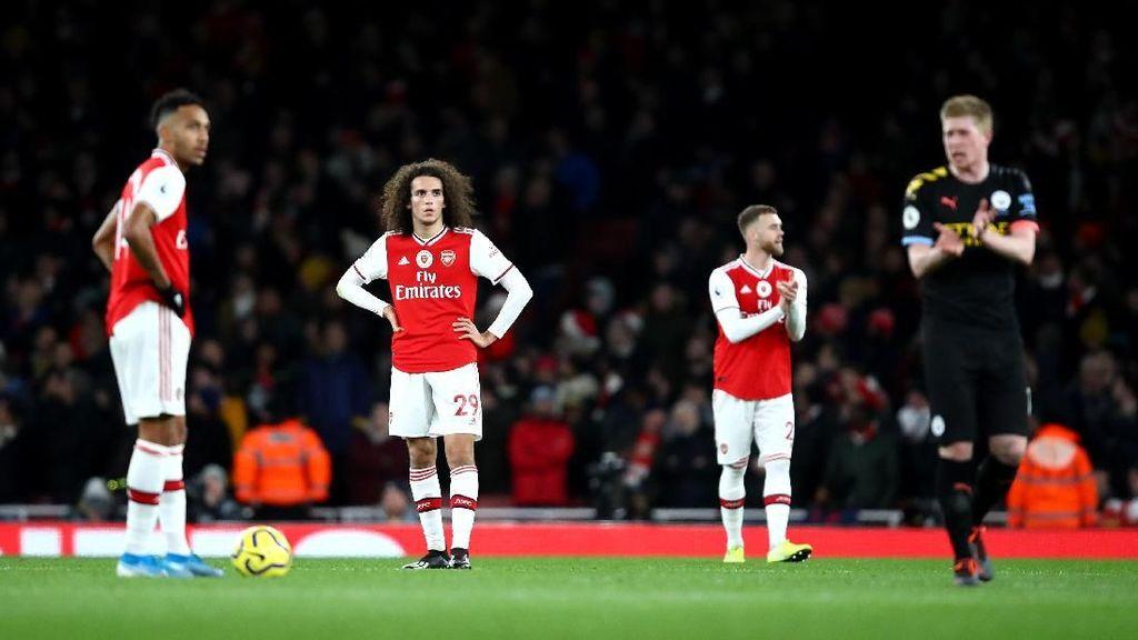 Masalah Arsenal Bukan di Pelatih, tapi Mentalitas