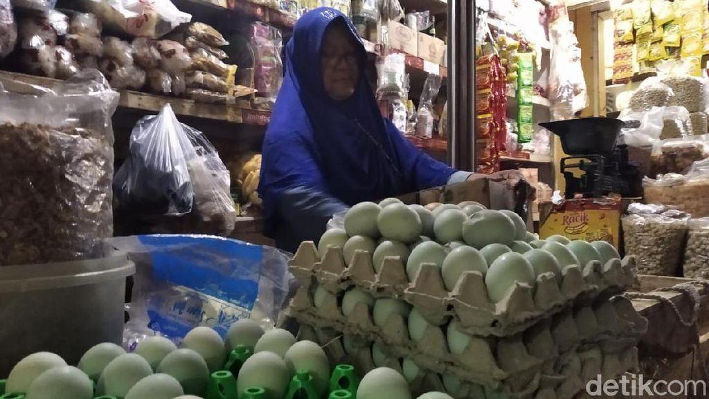 Permintaan Masih Normal, Tapi Harga Telur di Yogya Sudah Melejit