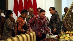 Soal Kantor Hingga Piala Dunia U-20 2021, Bahasan PSSI Saat Bertemu Jokowi