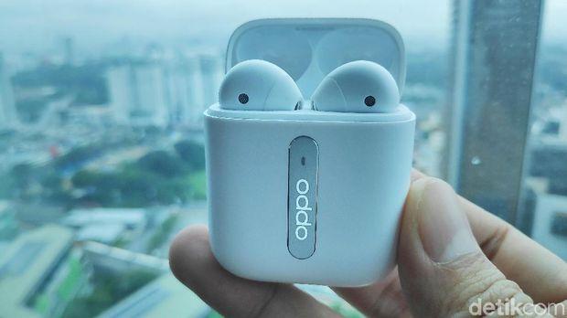 Enco Free Jadi True Wireless Headphone Pertama OPPO di RI