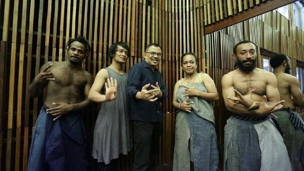 Garin Nugroho Temukan Talenta Baru di 'Planet - Sebuah Lament'