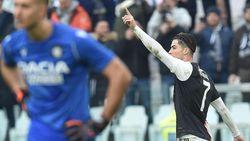 Ronaldo Bikin Rekor Baru, Messi Belum Pernah Mencapainya