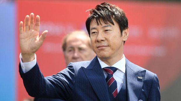 Shin Tae Yong jadi kandidat utama pelatih Timnas Indonesia.