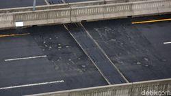 Dua Bulan Operasi, Jalan Tol Japek Layang Masih Bikin Mobil Berguncang