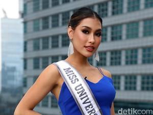 Tonton dHappening Frederika Cull, Cetak Sejarah Indonesia di Miss Universe