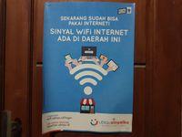 Internet Jadi Barang Mewah di Perbatasan RI-Malaysia