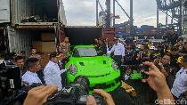 Penyelundupan Mobil Mewah di Priok, Kapolri Minta Pelabuhan Lain Dipantau