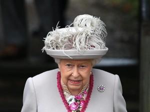 Aturan Mandi Ratu Elizabeth II, Tinggi Air di Bathtub Tak Lebih 18 Cm