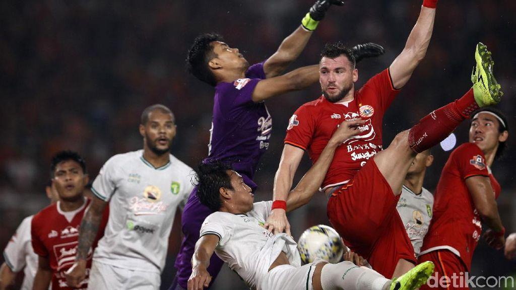 Final Piala Gubernur Jatim: 4 Duel Terakhir Persebaya Vs Persija