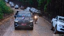 Terpopuler: Jokowi Naik Land Cruiser, Kawin Silang Astrea Grand dan Nmax