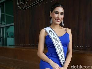 Ikut Miss Universe 2019, Frederika Cull Pertama Kali Nonton Sirkus