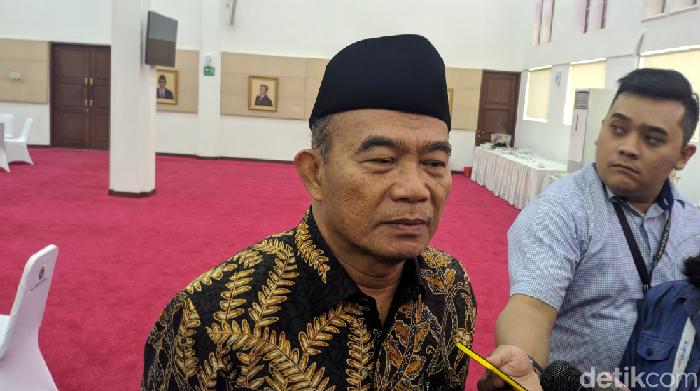 Menko Pembangunan Manusia dan Kebudayaan (PMK) Muhadjir Effendy
