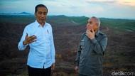 Jokowi Segera Bentuk Badan Otorita Ibu Kota Baru