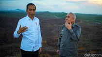 Soroti Macet Jakarta, Jokowi: Sulit Jika Tidak Pindah Ibu Kota