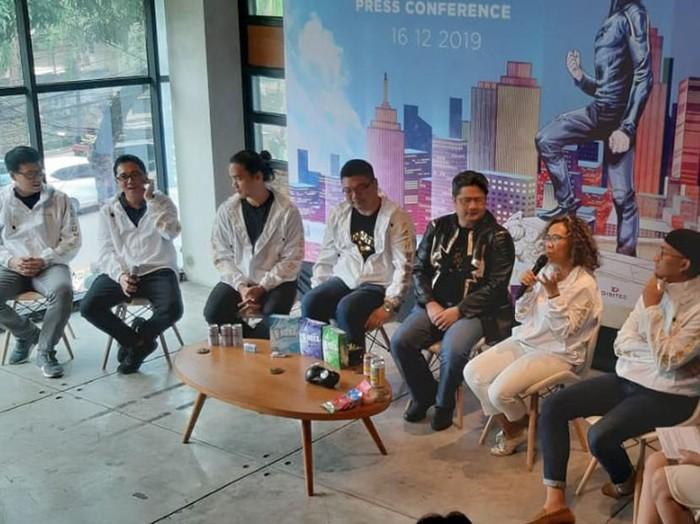 Rumah produksi, PT Satria Dewa Studio (SDS) siap memproduksi sebuah mahakarya film Satria Dewa Gatotkaca yang melegenda di Indonesia. Gimana hasilnya?