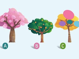 Tes Kepribadian: Pilih Gambar Pohon Untuk Ungkap Sifat Aslimu