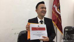 Teruskan Amanah Jupe, Ruben Onsu Targetkan Lulus Kuliah Tahun Depan