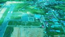 Begini Kondisi Bandara di Perbatasan RI-Malaysia