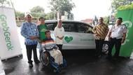 Bantu Mobilitas Disabilitas, Grab Luncurkan GrabGerak di Semarang