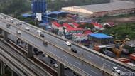 Hari Terakhir Libur Tahun Baru, Tol Cikampek ke Jakarta Lancar Jaya