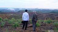Janji-janji Jokowi untuk Ibu Kota Baru