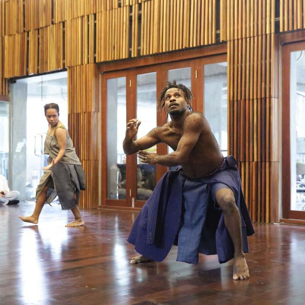 Pentas Planet - Sebuah Lament Jadi Perayaan Melanesia