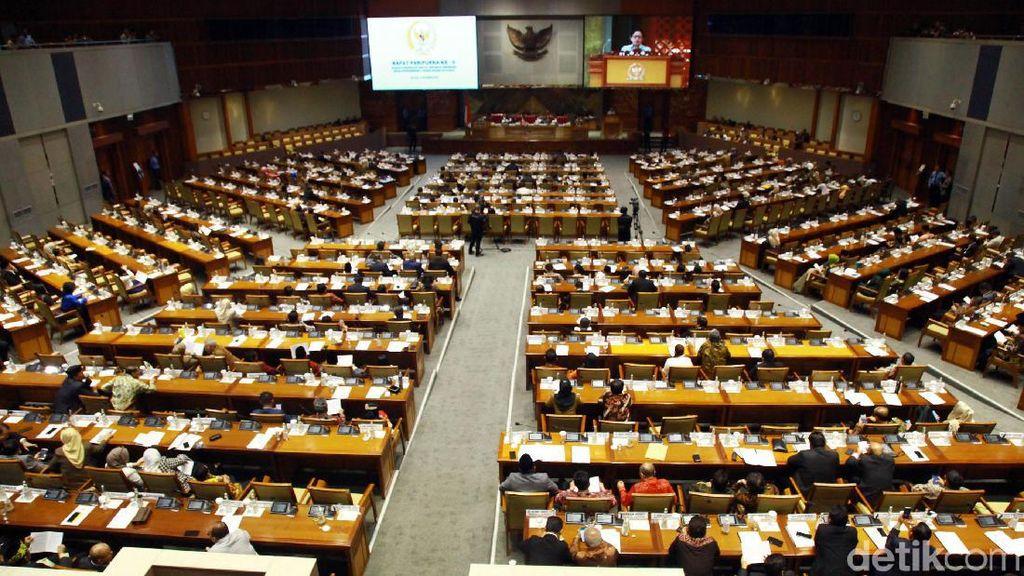 DPR Tetapkan Prolegnas Prioritas 2020 Siang Ini, Termasuk soal Omnibus Law