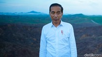 Jokowi: Ibu Kota Baru Cuma untuk Kendaraan Listrik