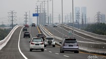 Ada Kecelakaan Beruntun di Km 31 Tol Layang Japek, Lalin Sempat Macet 2 Km