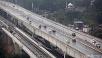 Ada Kecelakaan Beruntun, Tol Layang Jakarta-Cikampek Sempat Ditutup