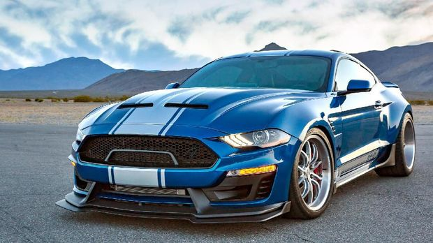 Ford Shelby Super Snake