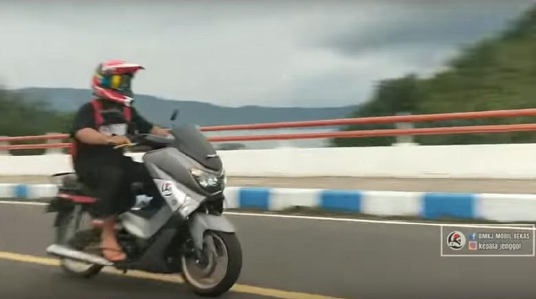Foto: Screenshot Youtube Bapak Mustofa Kepala Jenggot