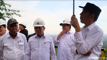 Video: Jokowi Jamin Ibu Kota Baru Bebas Banjir dan Macet