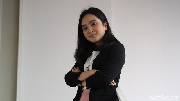Ardhito Pramono Gugup Main Film Bareng Rachel Amanda
