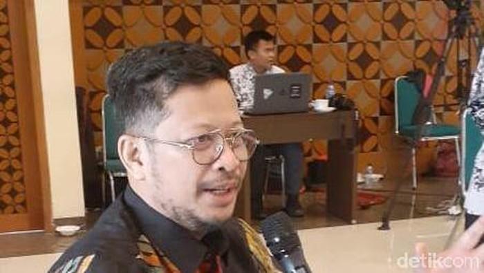 Irman Yasin Limpo (Noval-detikcom)
