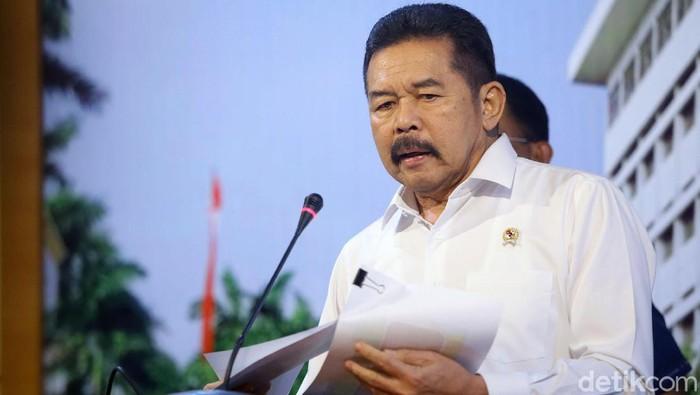 Jaksa Agung ST Burhanuddin bicara terkait kasus Jiwasraya. Kasus itu pun kini tengah dalam tahap penyidikan dan diduga mengarah pada tindak pidana korupsi.