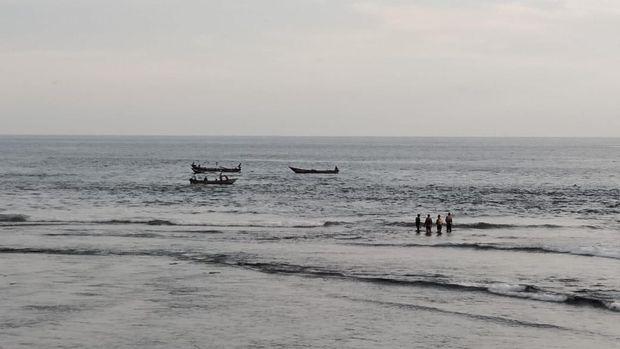 Wisatawan Tenggelam Saat Main Body Board di Pantai Gunungkidul
